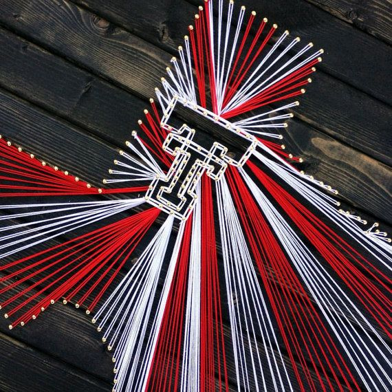 String Art Stringart String And Nail Art Nail Art String Wood