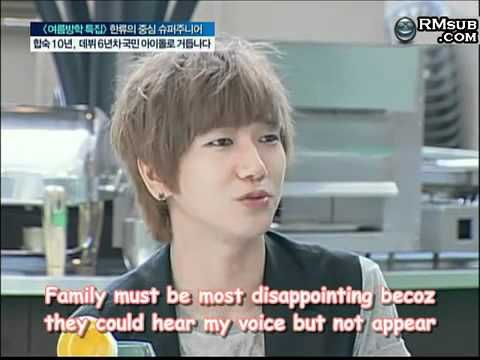 [Eng Sub] Super Junior at Good Morning Talk Show 2/7