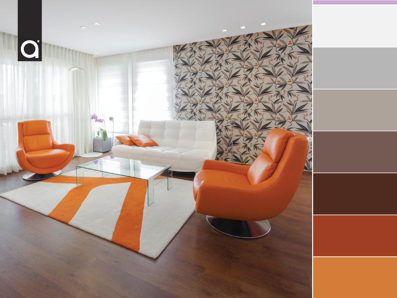 Para romper con el estilo cl sico en la decoraci n de la - Muebles del hogar ...