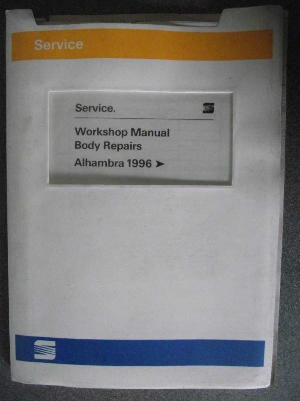 seat toledo body repair manual online user manual u2022 rh gooduserguide today Seat Cordoba Seat Leon