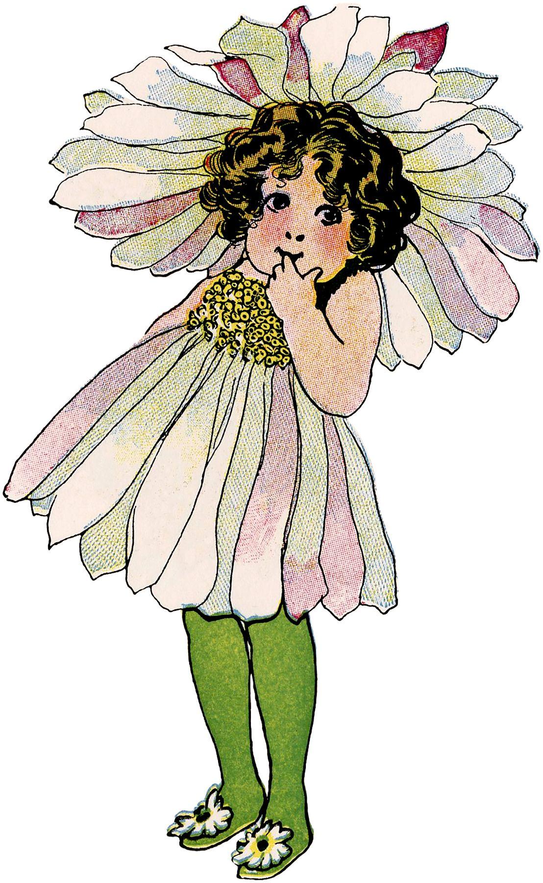 Vintage flower fairy child image graphics fairy pinterest vintage flower fairy child image the graphics fairy graphics vintage vintage ephemera vintage mightylinksfo