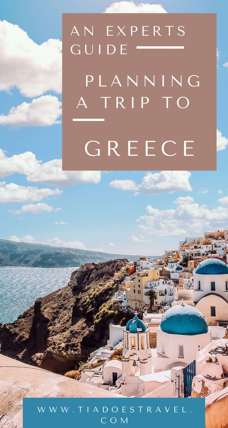 Plan the perfect Greek vacation- with a locals Gre