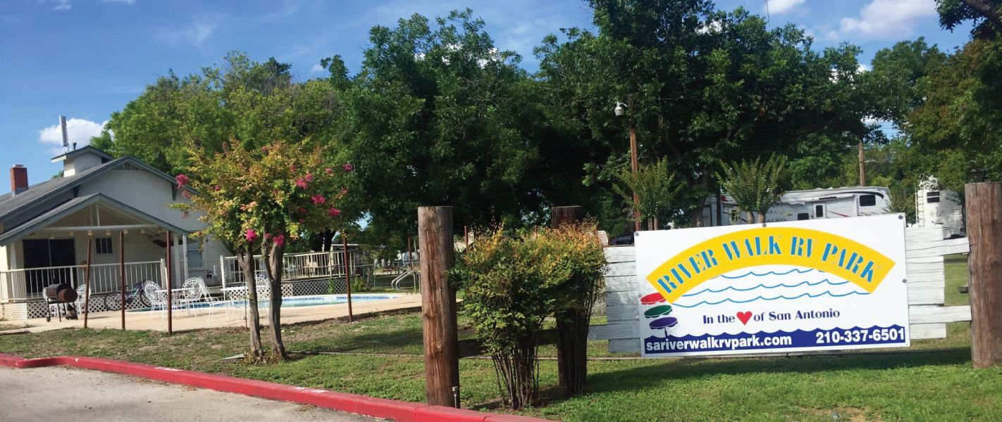 Located In The Heart Of San Antonio Texas River Walk Rv Park Is A Good Sam Rated Rv Park We Offer Great Amenities Like A New San Antonio Rv Parks River