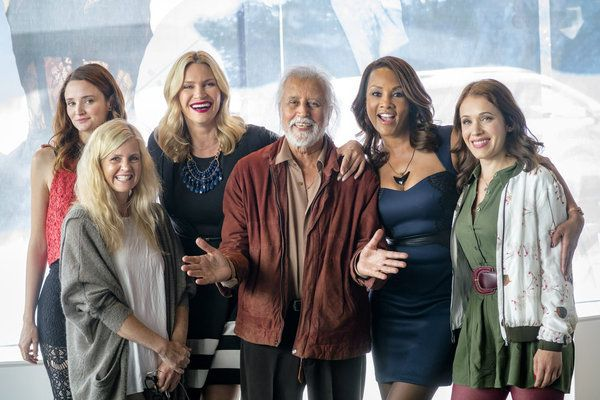 Summer In The City Screenwriter Gary Goldstein Speaks With Tvruckus About Hallmark Channel Movies Following His Bliss Hallmark Channel Lifetime Movies Photo