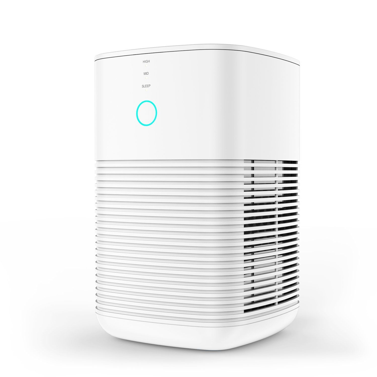 SilverOnyx Air Purifier for Home Large Room Air quality