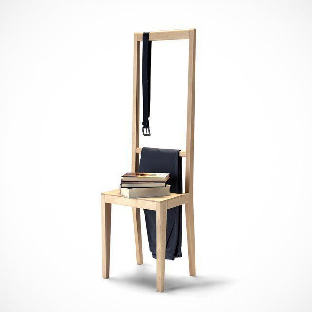 Alfred Valet Stand Chair Alfred is not a mon chair it goes