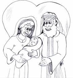 Abraham and Sarah Sunday School lesson and Sunday school