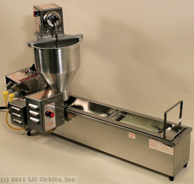 Lil Orbits Ss1200 Mini Donut Machine Mini Donuts Donut Maker Mini Donuts Maker