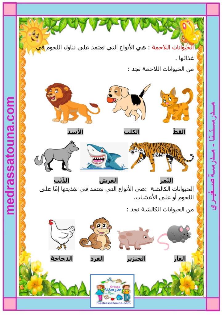 بحث عن التغذية عند الحيوان وعند النبات سنة 1 Recherche Google In 2021 Education 10 Things Lol