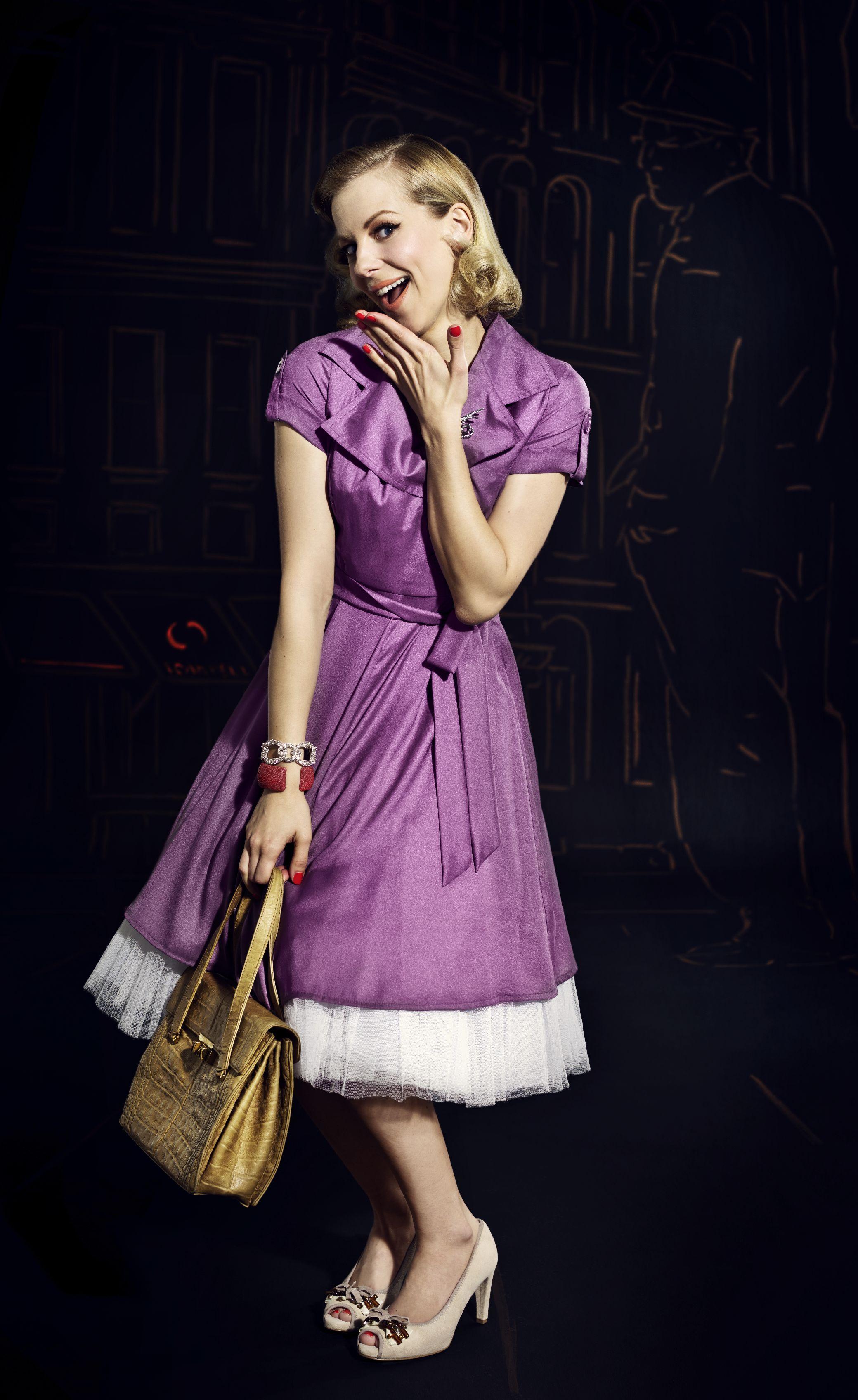 Lookbook Mad Men Fashion - cute dress http://www.bonprix.de | 40s ...