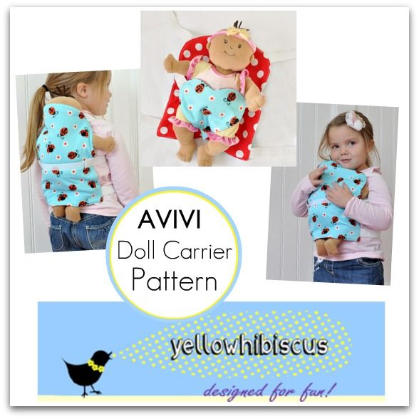 kins would love! | for Ab | Pinterest | Doll carrier, Dolls and Baby ...