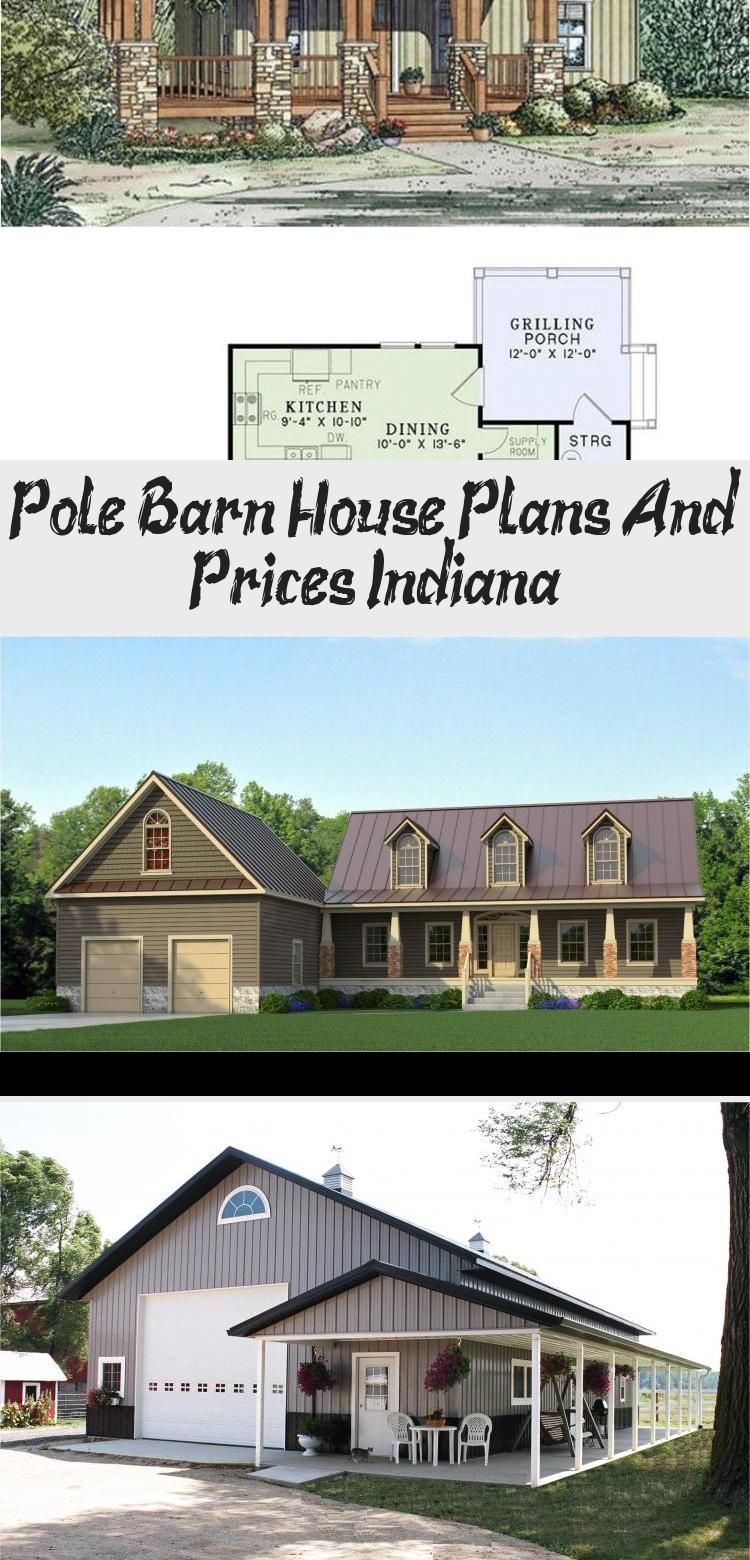 Pole Barn House Plans And Prices Indiana Polebarndesigns Pole Barn House Plans And Prices Indiana Tinyhous Pole Barn House Plans Barn House Plans House Plans