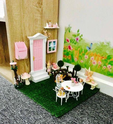 Beautiful Opening Fairy Door Setting From One Of Our Customers Opening Fairy Doors Fairy Room Fairy Garden Bedroom
