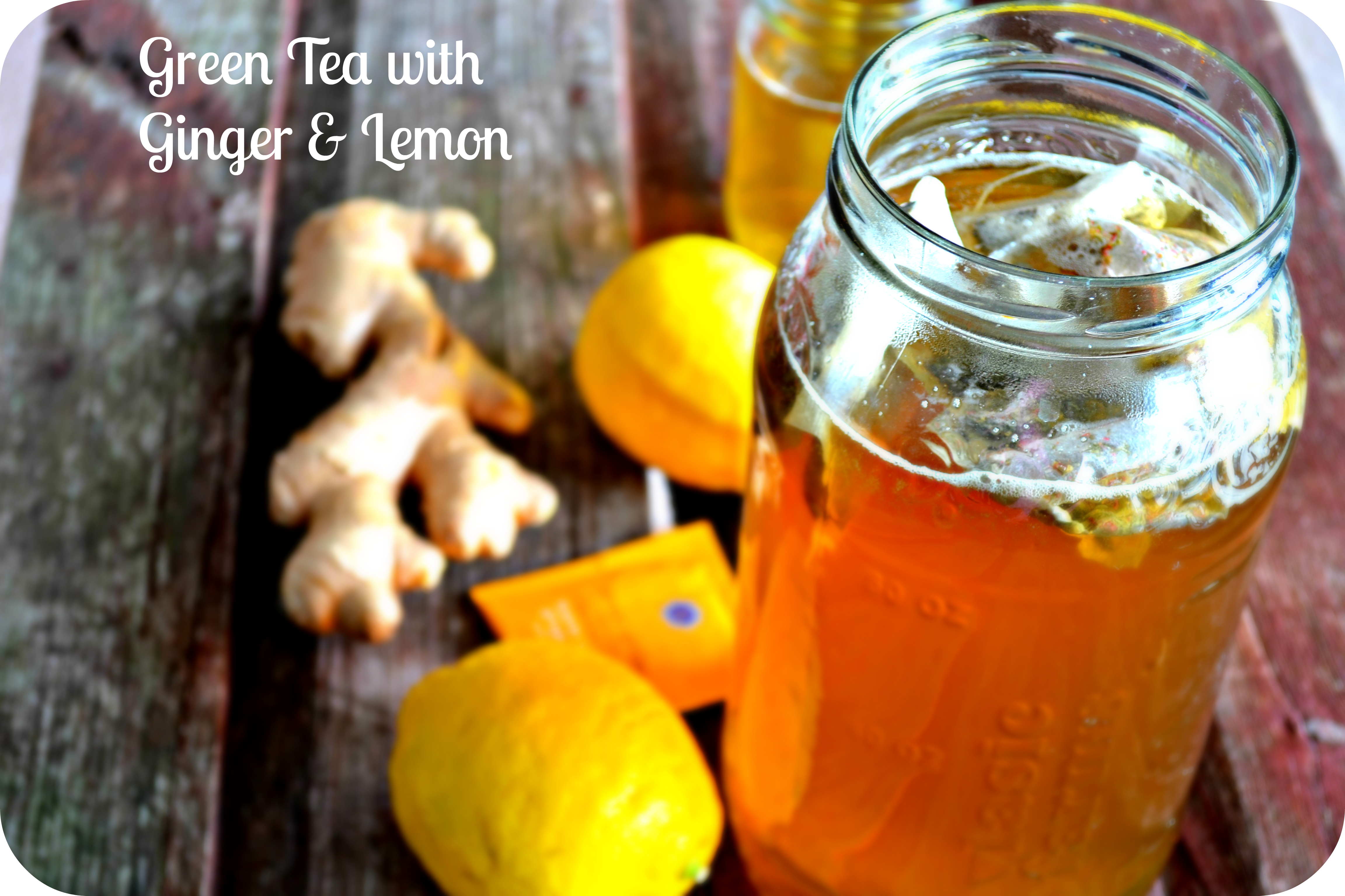Ginger and lemon for weight loss - recipes, cooking features and recommendations 24