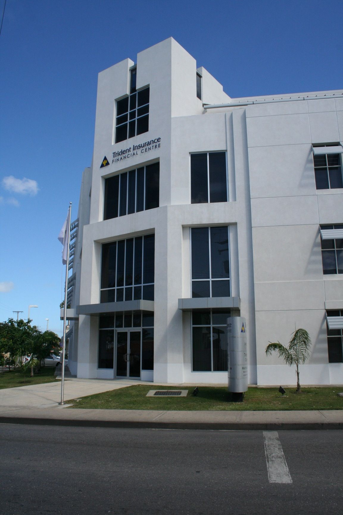 Trident Insurance Building Hastings Christ Church Barbados