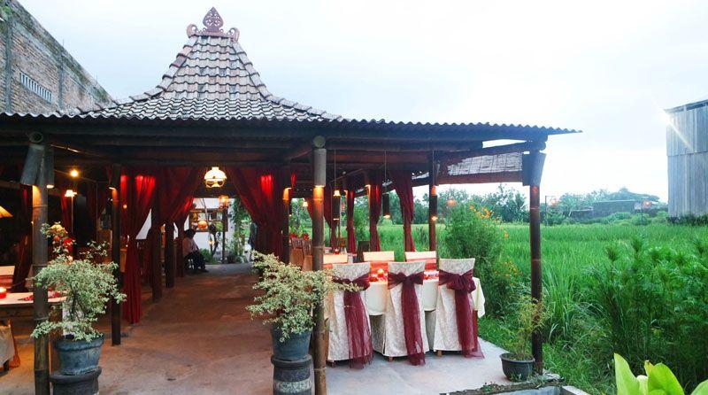 12 lesserknown extraordinary restaurants in Jogja that