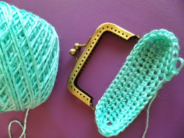Monedero Crochet Patron. Cheap Interesting Patrones Para Distintos ...