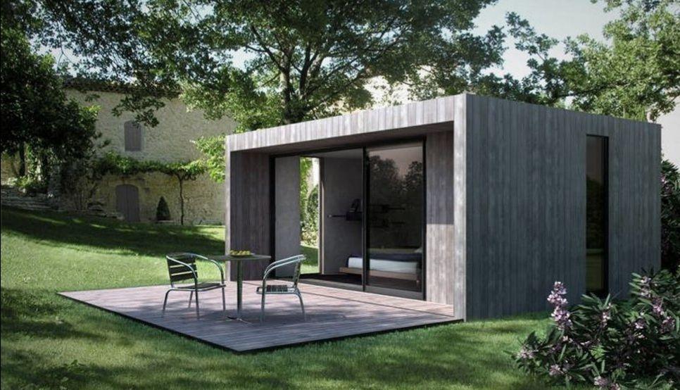 Bois Design | iKos Cabin | architecturales etc... | Abri de jardin ...