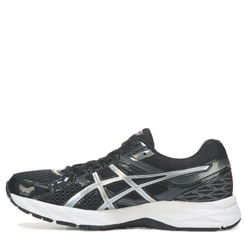 ASICS | - Chaussures Contend de course à pied Gel femme Contend 3 pour femme (Noir/ Blanc) | 42cd541 - pandorajewelrys70offclearance.website