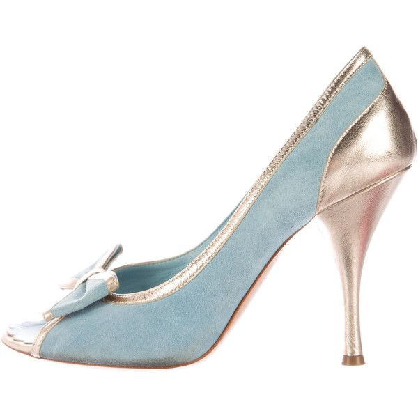 Moschino Cheap and Chic Suede Pointed-Toe Pumps buy cheap tumblr sale popular buy cheap professional 8xdvF