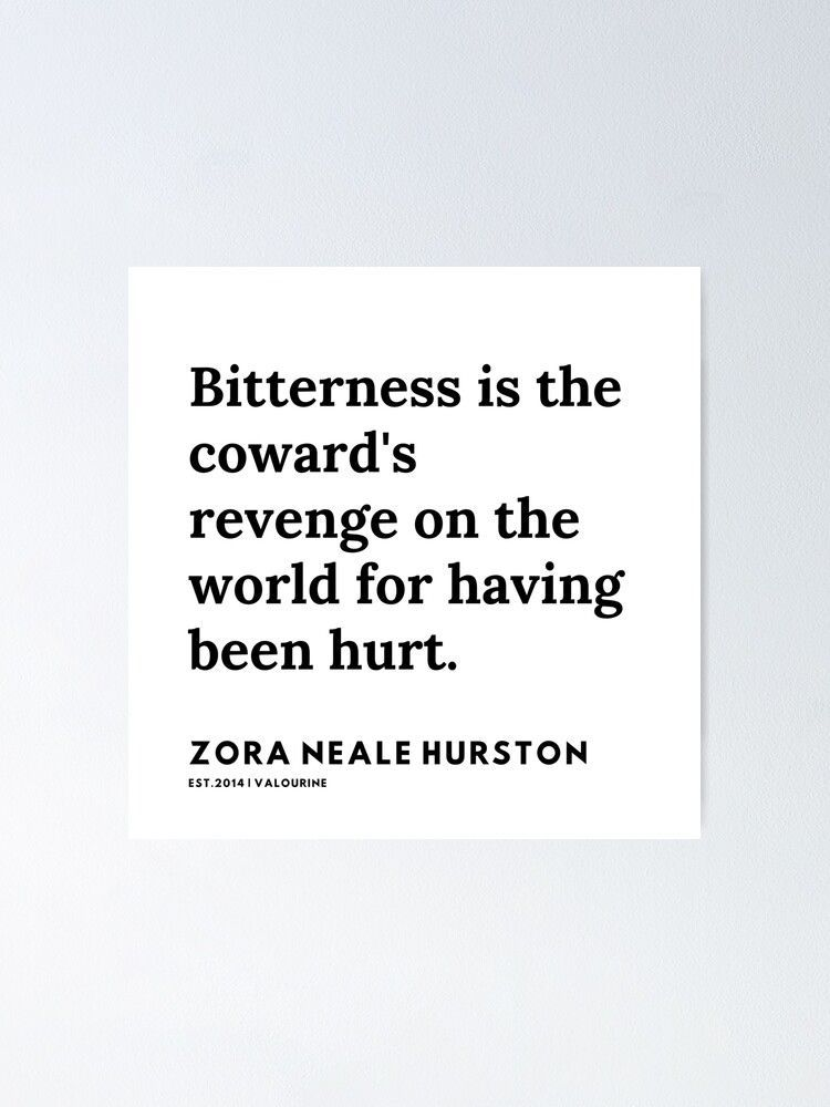 8  |Zora Neale Hurston Quotes |  200629 | Black Writers | Motivational Quotes For Life| Poster by QuotesGalore