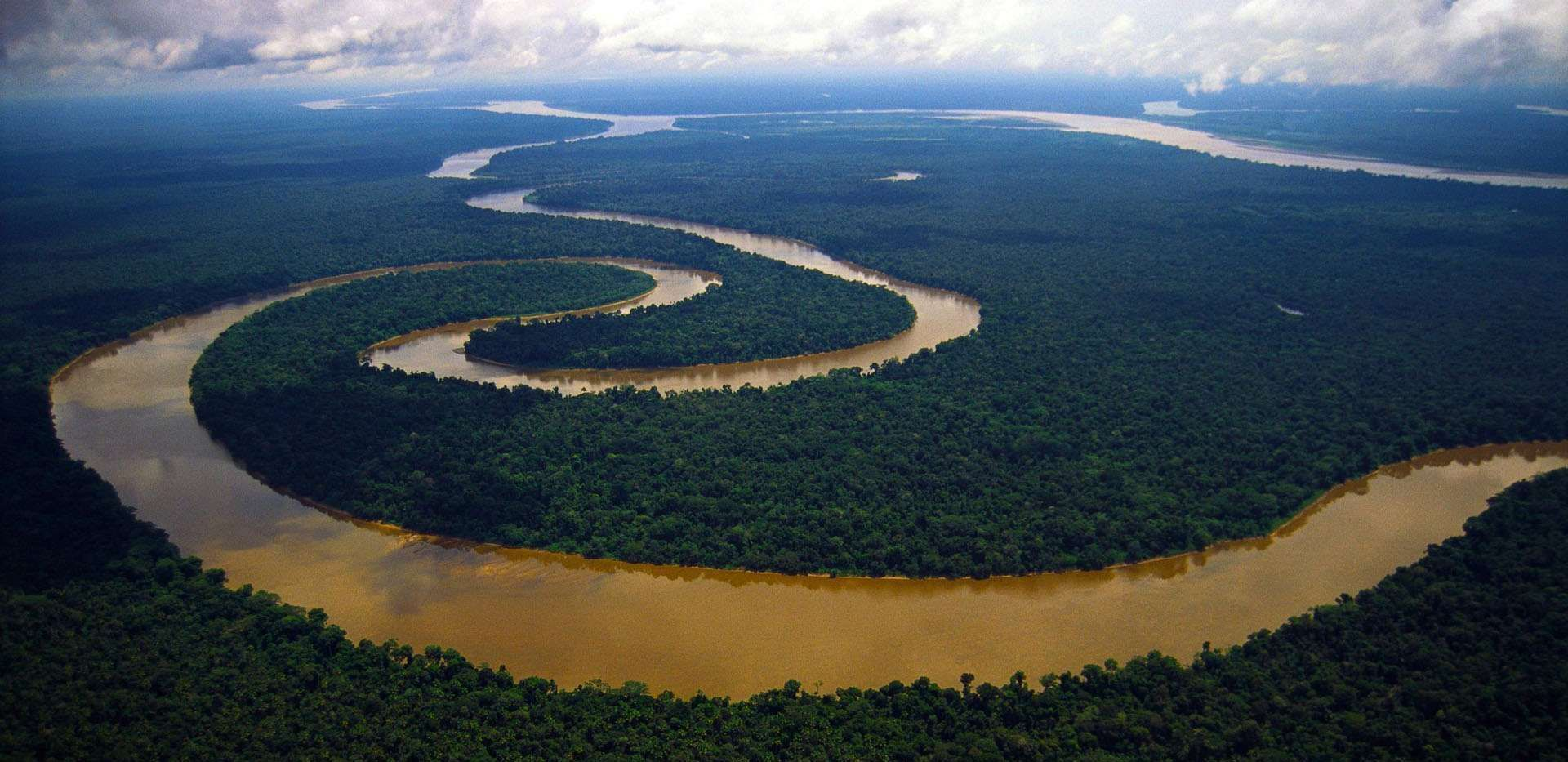 Greatest Amazon River Is Home To Several Extremes Amazon River