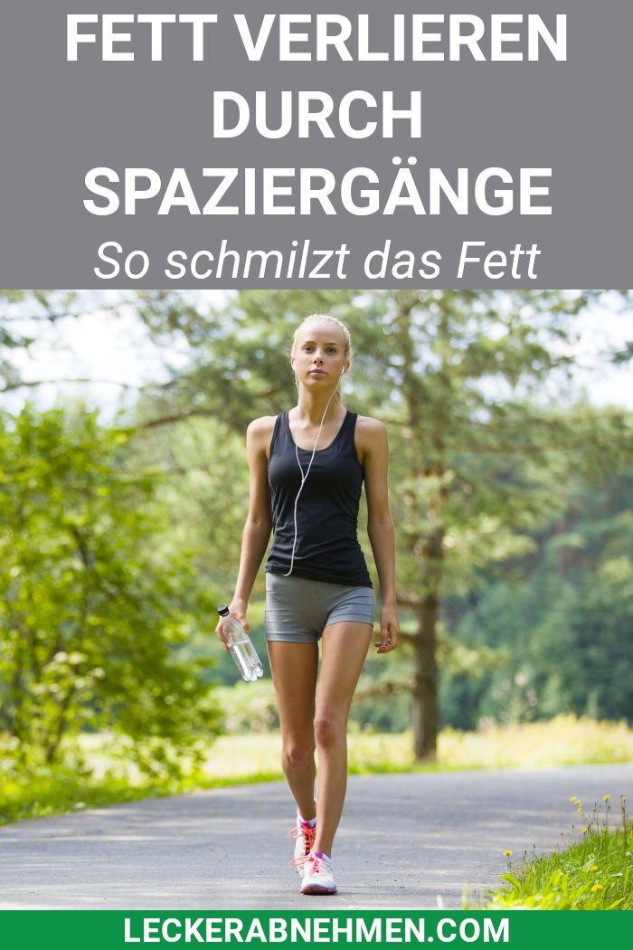 Photo of Abnehmen durch Spazierengehen – Fettabbau ohne Sport