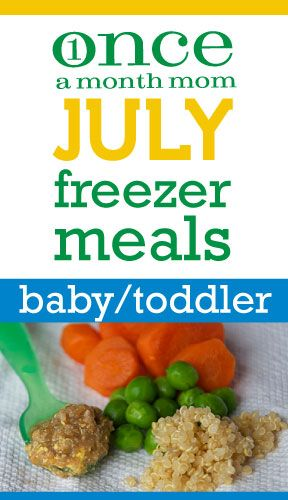 First foods 6 9 month summer baby food menu pinterest food 5 easy steps to get you on your way to once a month cooking forumfinder Gallery