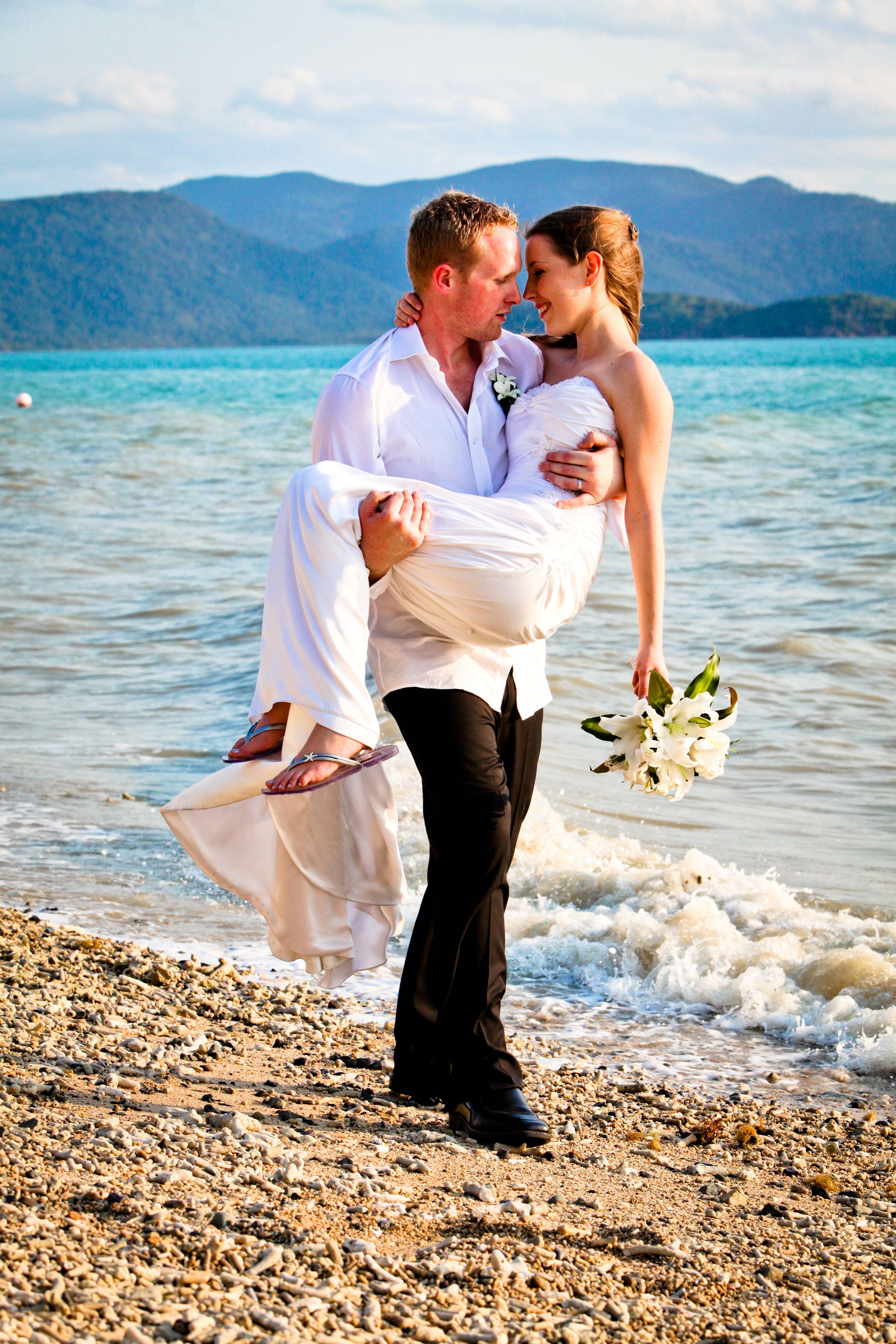 Wedding Whitsundays