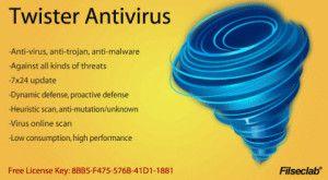 Twister Antivirus