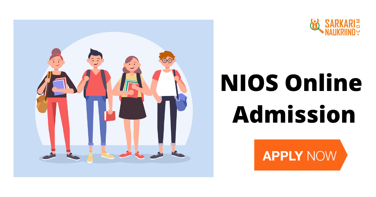 NIOS Online Admission, Important dates, NIOS Fees, NIOS