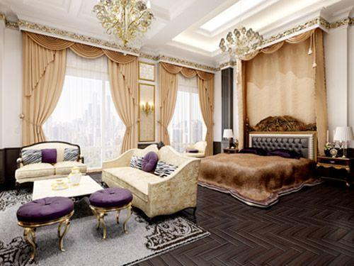 Cận cảnh căn hộ 100 tỷ đồng, dát vàng ở Hà Nội