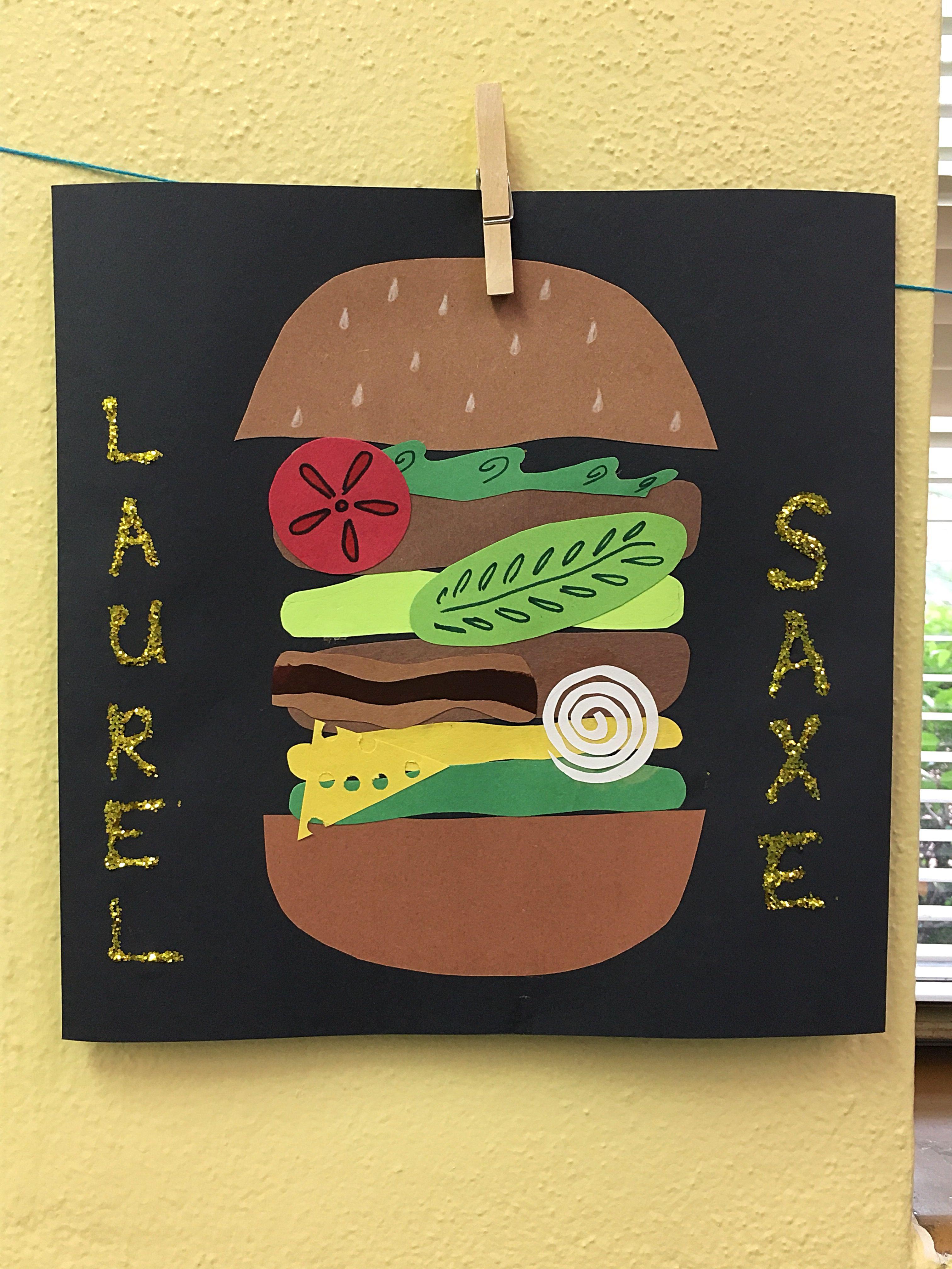 Hamburger Worksheets For Kids