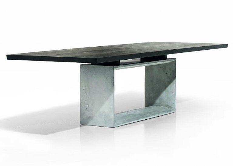 Asco Frame Tisch Hohenverstellbar Esstisch Esstisch Holz
