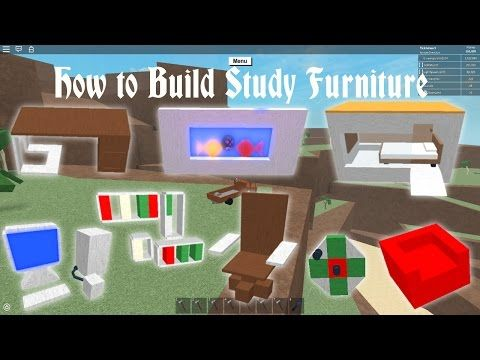 Incredible Lumber Tycoon 2 How To Build Study Furniture Youtube Machost Co Dining Chair Design Ideas Machostcouk