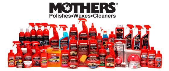 Mothers Car Care >> Mothers Polishes Waxes Cleaners Car Wash Car Wax