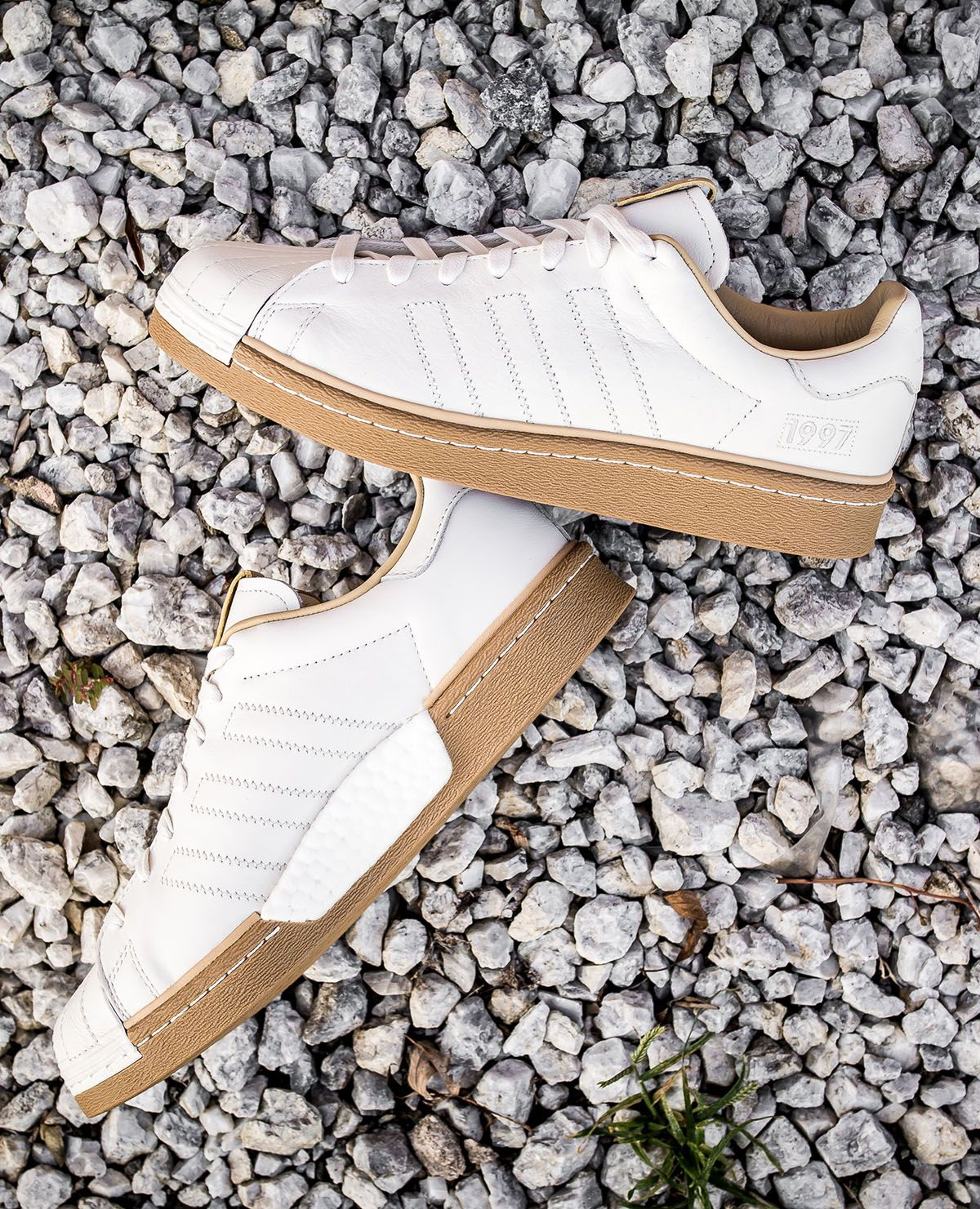 "2964ffb97208 Kasina x adidas Consortium Superstar Boost ""Taesahae"" - EU Kicks Sneaker  Magazine"