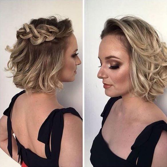 Coiffures simples et faciles pour cheveux courts