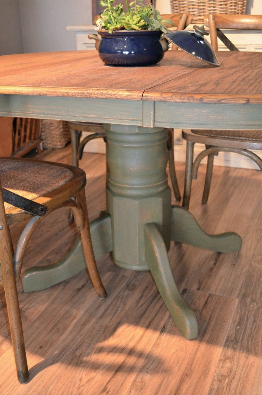 Olive Dining Set Diy Table Top Refinishing Kitchen Tables Diy