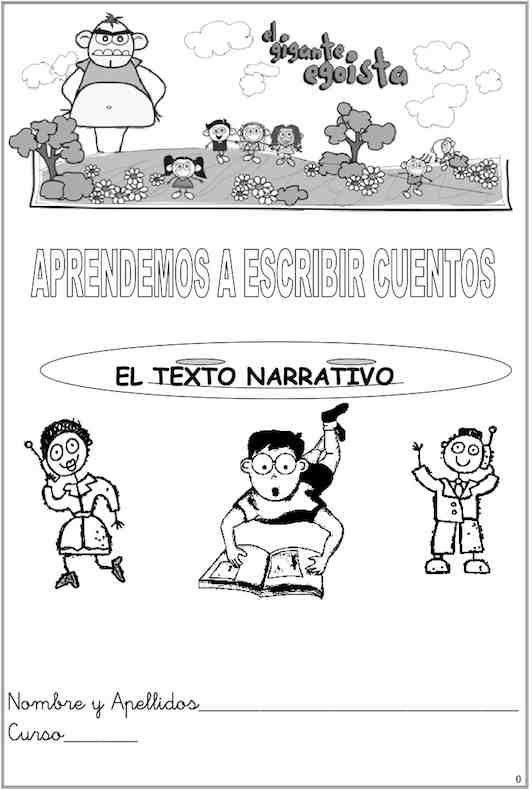 Pin De Betty Ramirez En Lenguaje Expresion Escrita Cuentos Primaria Escribir Primarias