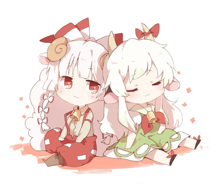 Mukou & Ex Keine