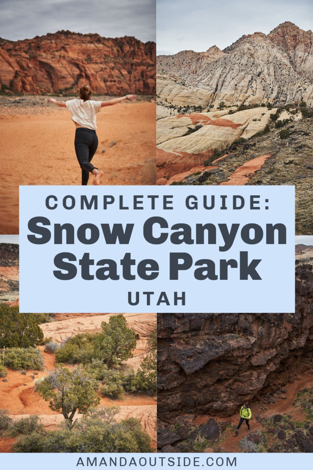 Snow Canyon State Park in Utah (The Complete Guide) — Amanda Outside -   #amanda #canyon #complete #guide #OutdoorTravelAdventure #outside #state