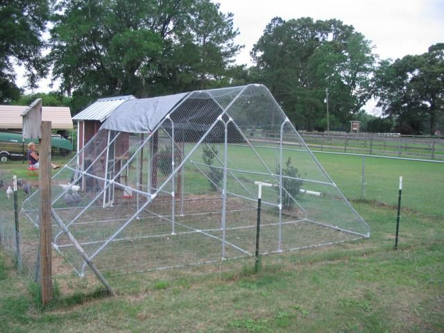 Google image result for for Pvc chicken tractor plans