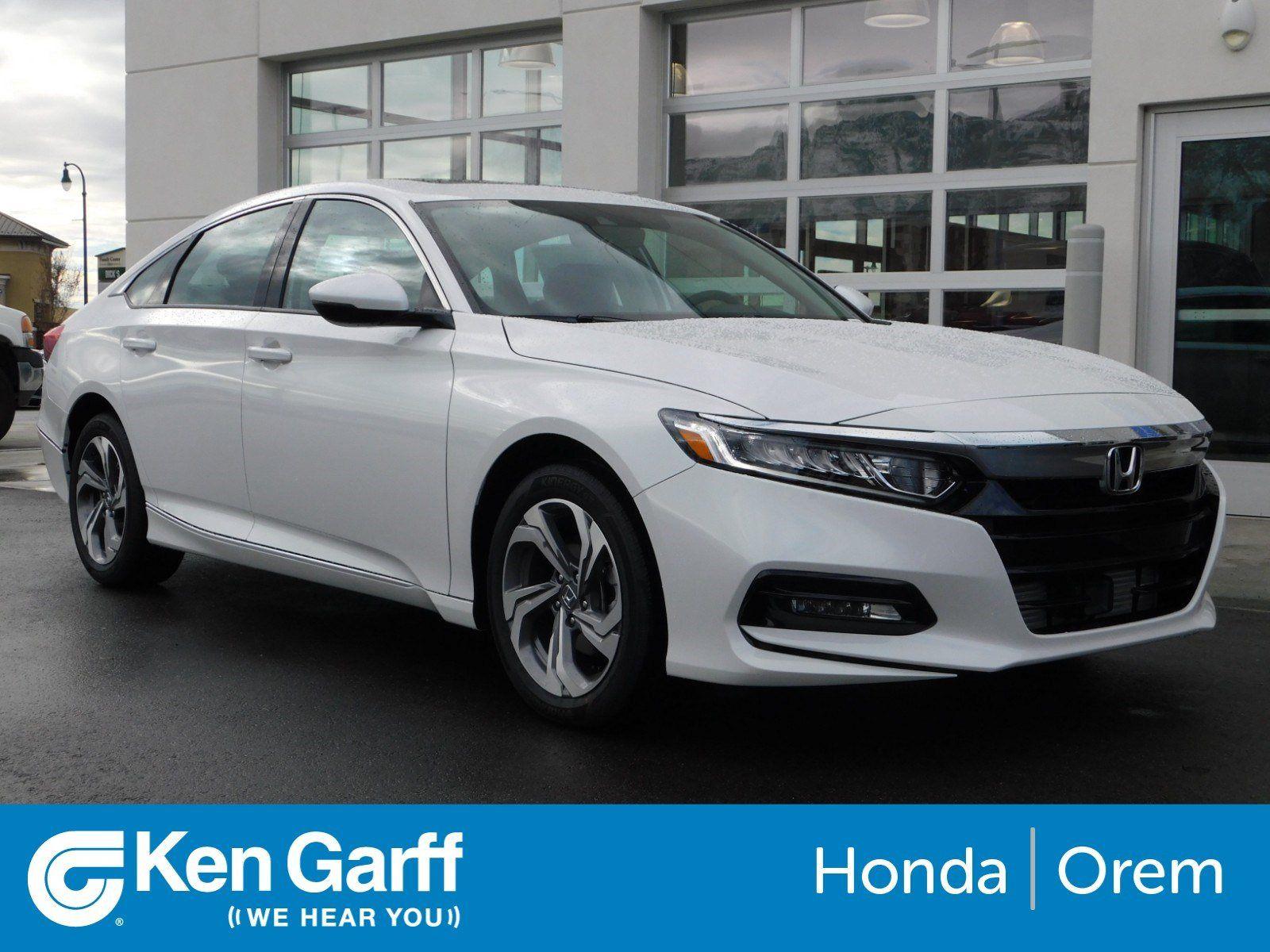 Honda Accord 2019 Sedan Honda accord, Sedan, Sedan sport
