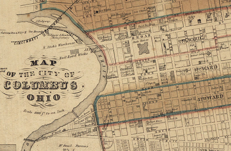 Curious Cbus How Mound Street Got Its Name In 2020 City Of