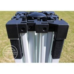 3x3 m folding pavilion premium steel 32 mm, black folding tent, folding tent Toolport #3x3 #Black #Folding #mm #pavilion #Premium #Steel