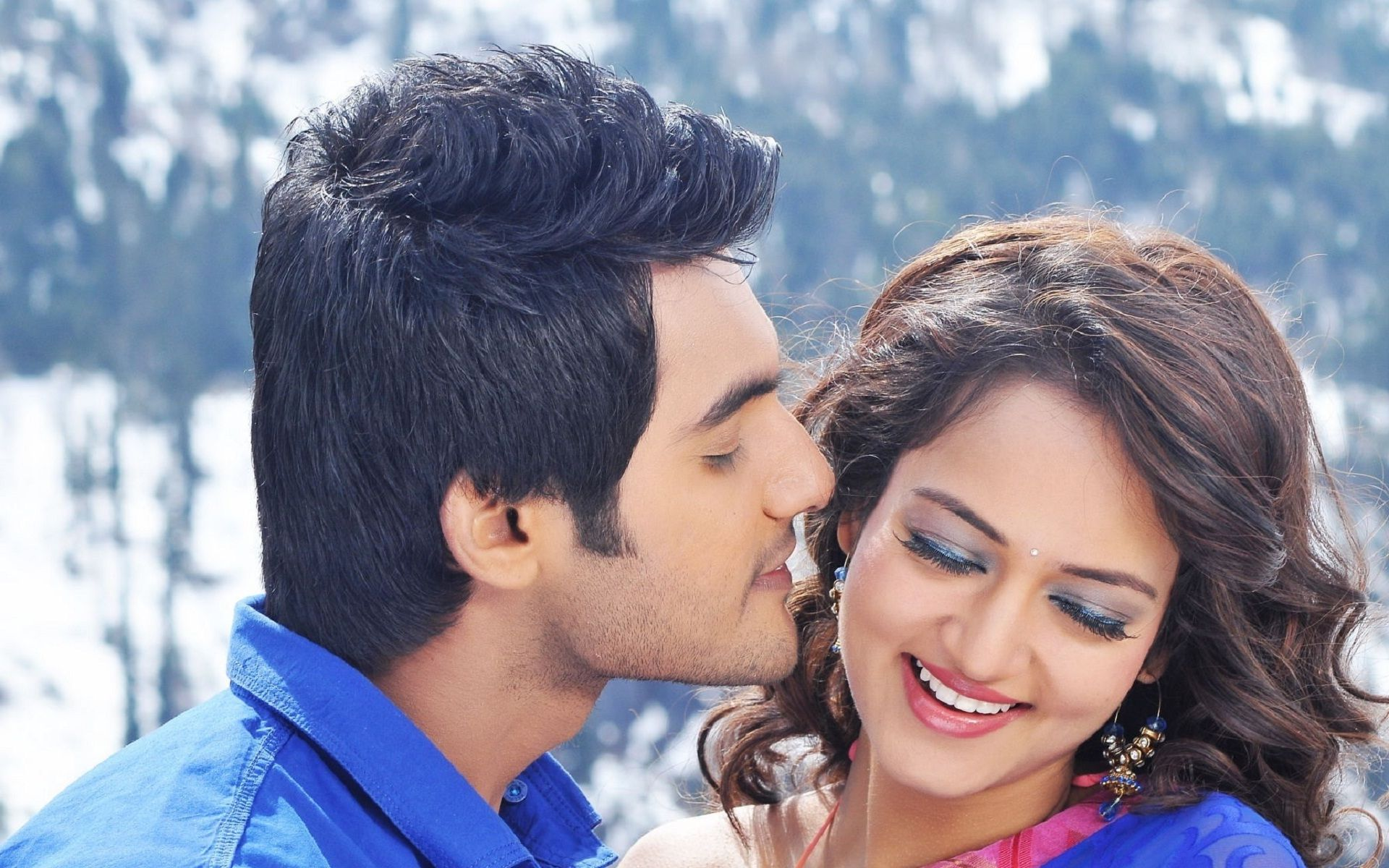 hd images of love romance couple - sweet romantic couple in love and