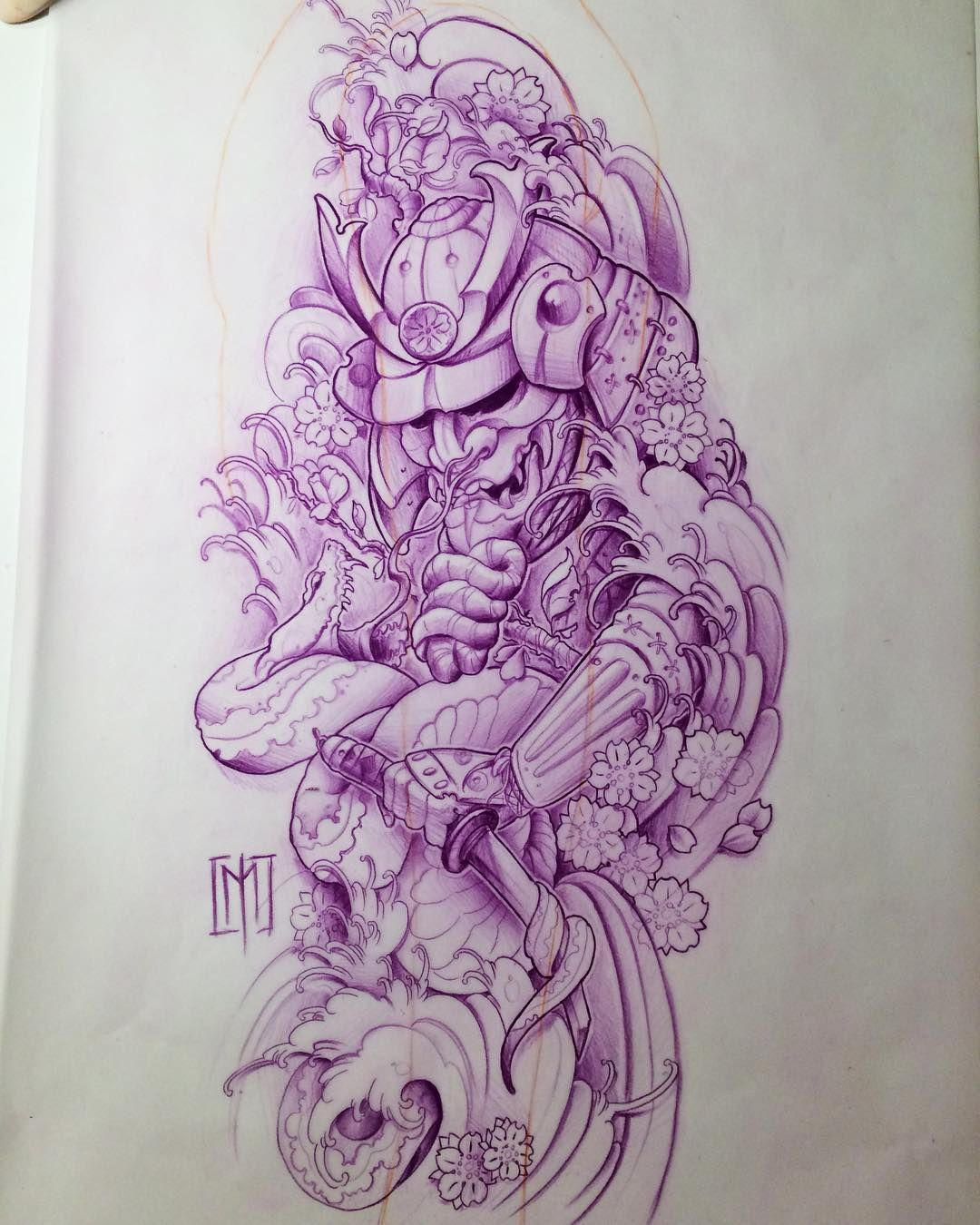 992 Likes 10 Comments Jaromir Mucowski Sideusz On Instagram Sleeve Design Already Booked T Japanese Tattoo Art Samurai Tattoo Design Japanese Tattoo