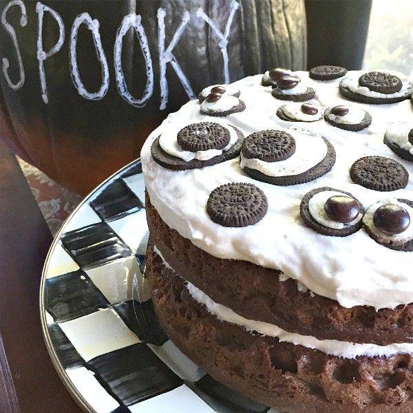 a Halloween Party Recipe Halloween cakes, Oreo and Cake