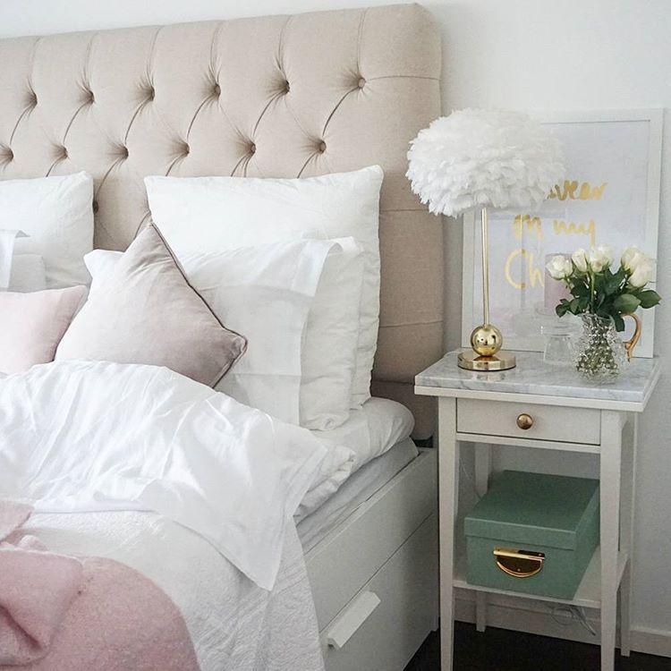 Sovrummet kallar gonatt finaste ni ❤ #skarannn #inredning ...